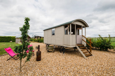 East Yorkshire Glamping
