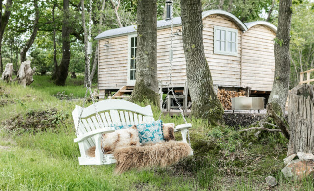 Hut 1 - Blackdown Glamping (2)