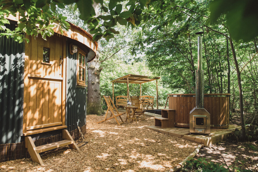 East Sussex Woodland Escape