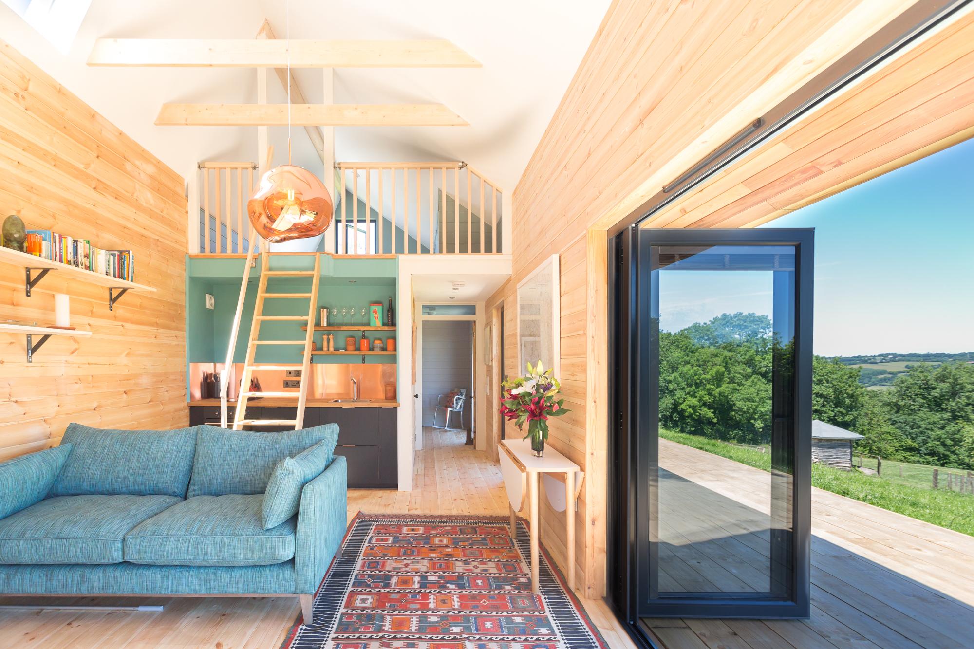 Secret Exmoor Cabin