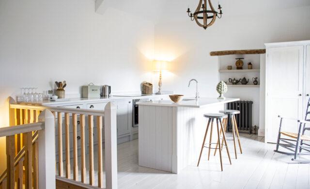 Peak District Barn - the kitchen
