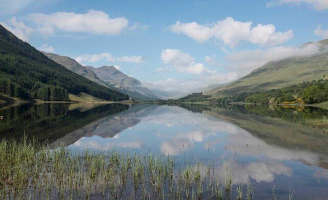 Loch Lomond surrounds