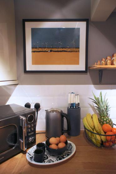 Rye Bolthole - kitchen