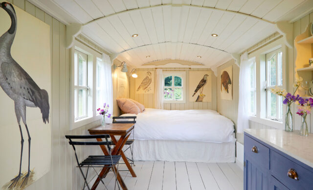 Sussex Retreat - open-plan interior