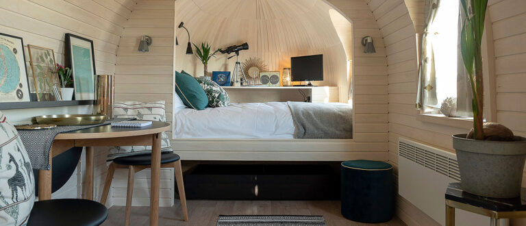 Wildly romantic hideaways