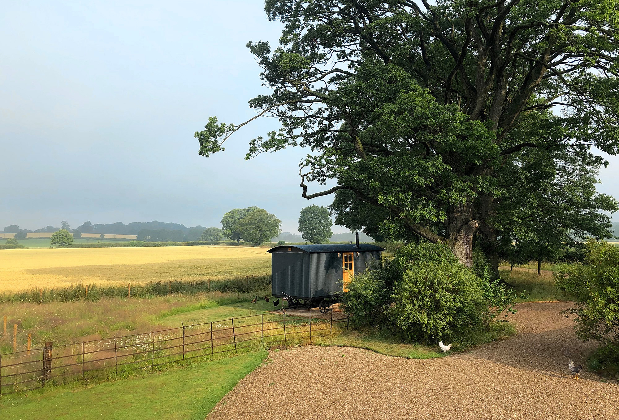 Luxury Yorkshire Huts