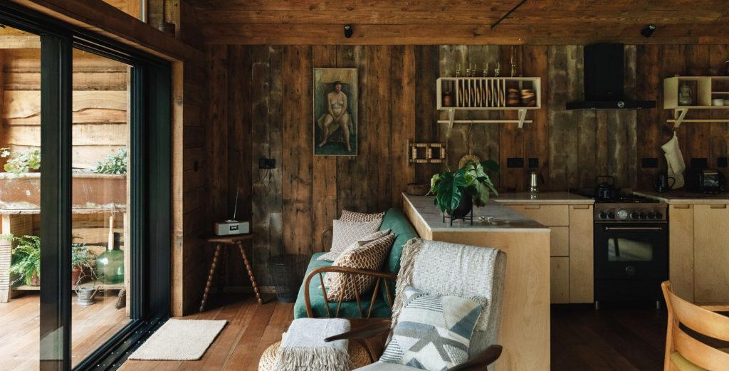 Secluded Norfolk Cabin