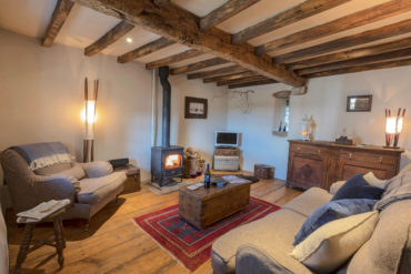Cumbria Cottage - lounge
