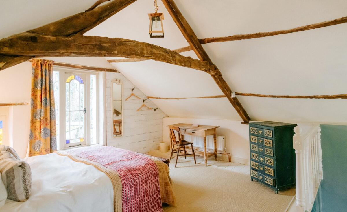 Brecon Beacons Hideaway - bedroom