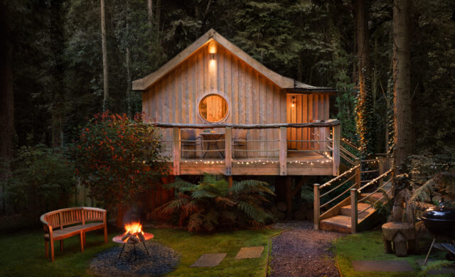 Boutique Glamping Somerset - Cabin