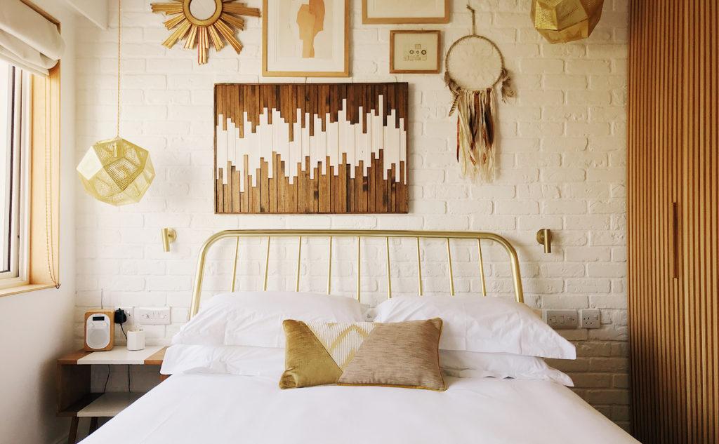 St Ives Seaview Studio - bedroom