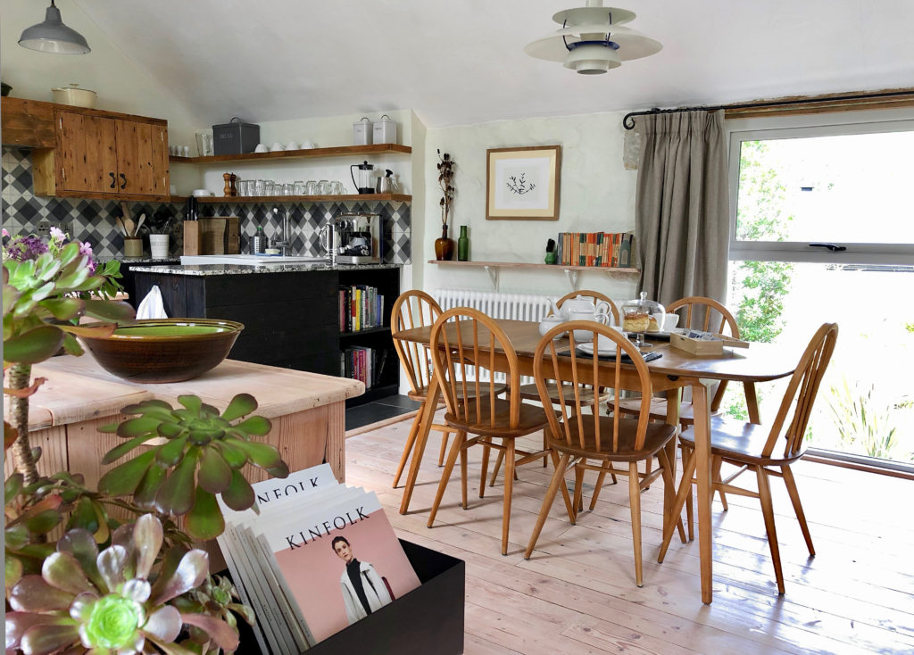 Camellia Cottage Cornwall