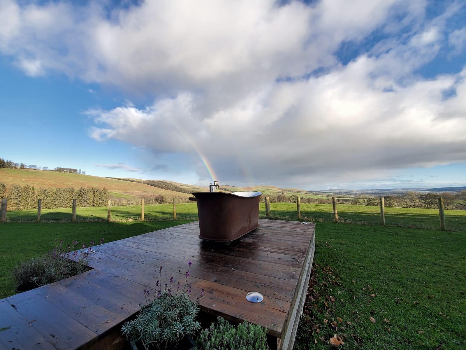 Starry Skies Northumberland - Hut 1