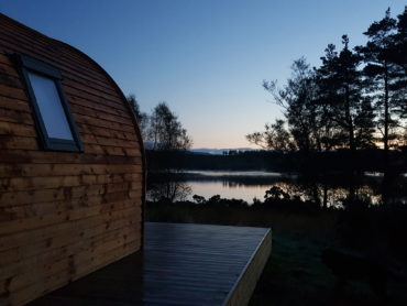 Loch Rusky glamping