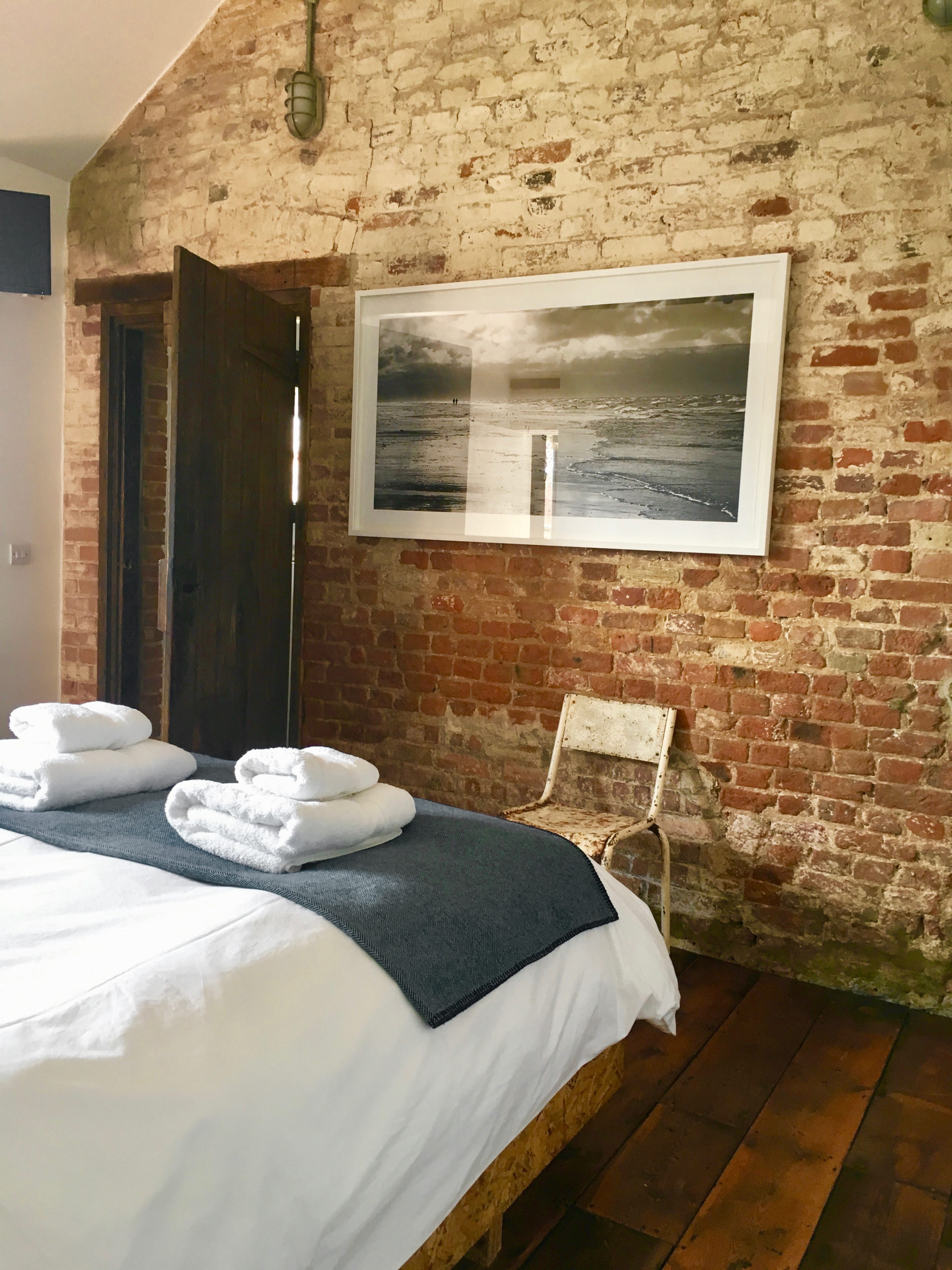 Little Westacre Barn - bedroom