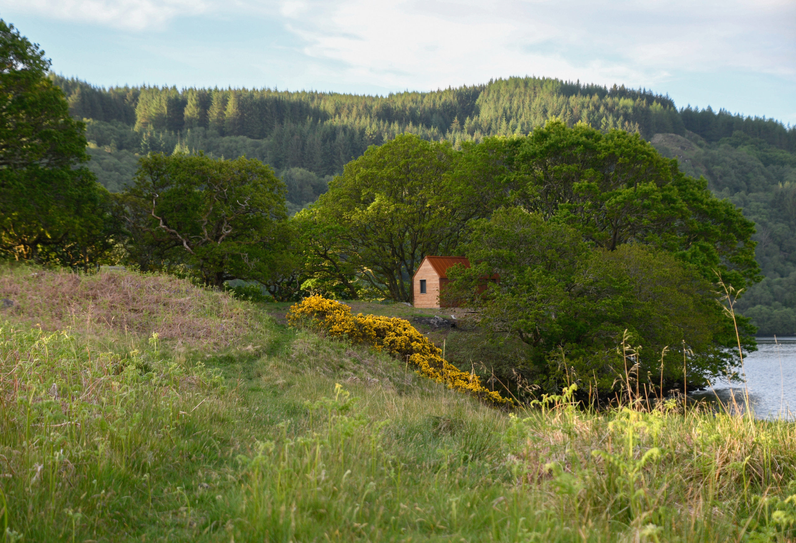 Wilderness Cabins Oban
