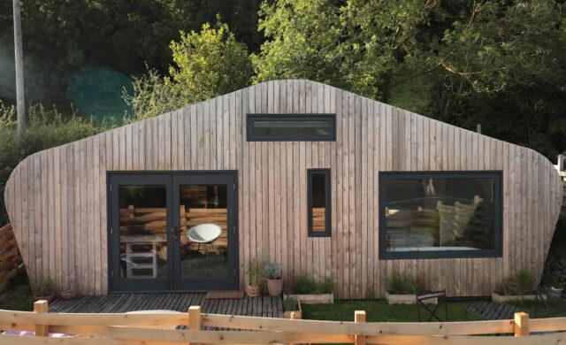 Red Kite Cabin Powys
