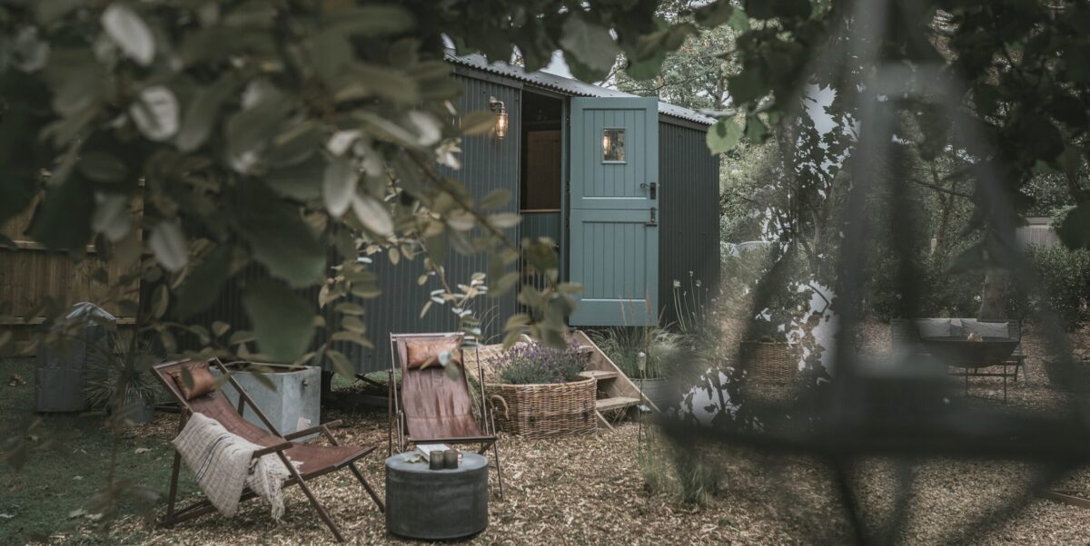 New Forest Hut