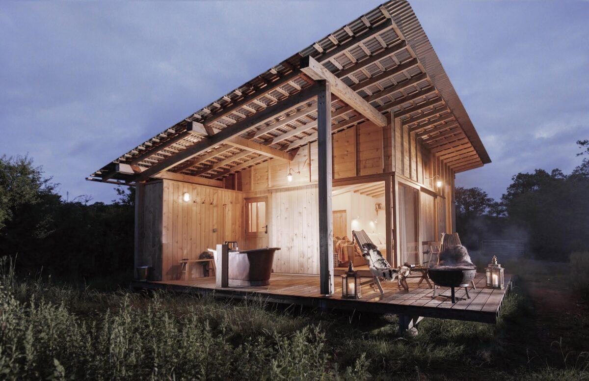 Hulder Cabin
