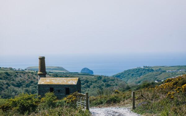 Cornish Eco Cabin