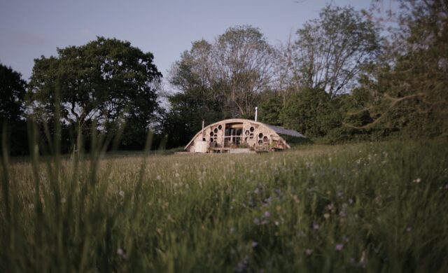 Quirky West Wales Cabin