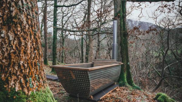 Larch Cabin Lake District
