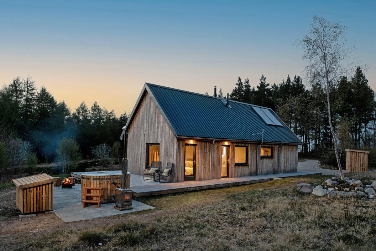 Nature Cabin Moray