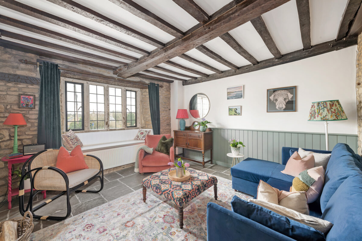 Shipton Cottage Pete Helm Photography
