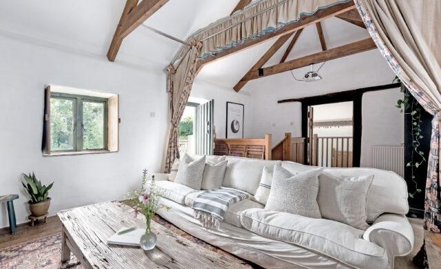 Winnow Barn Cornwall