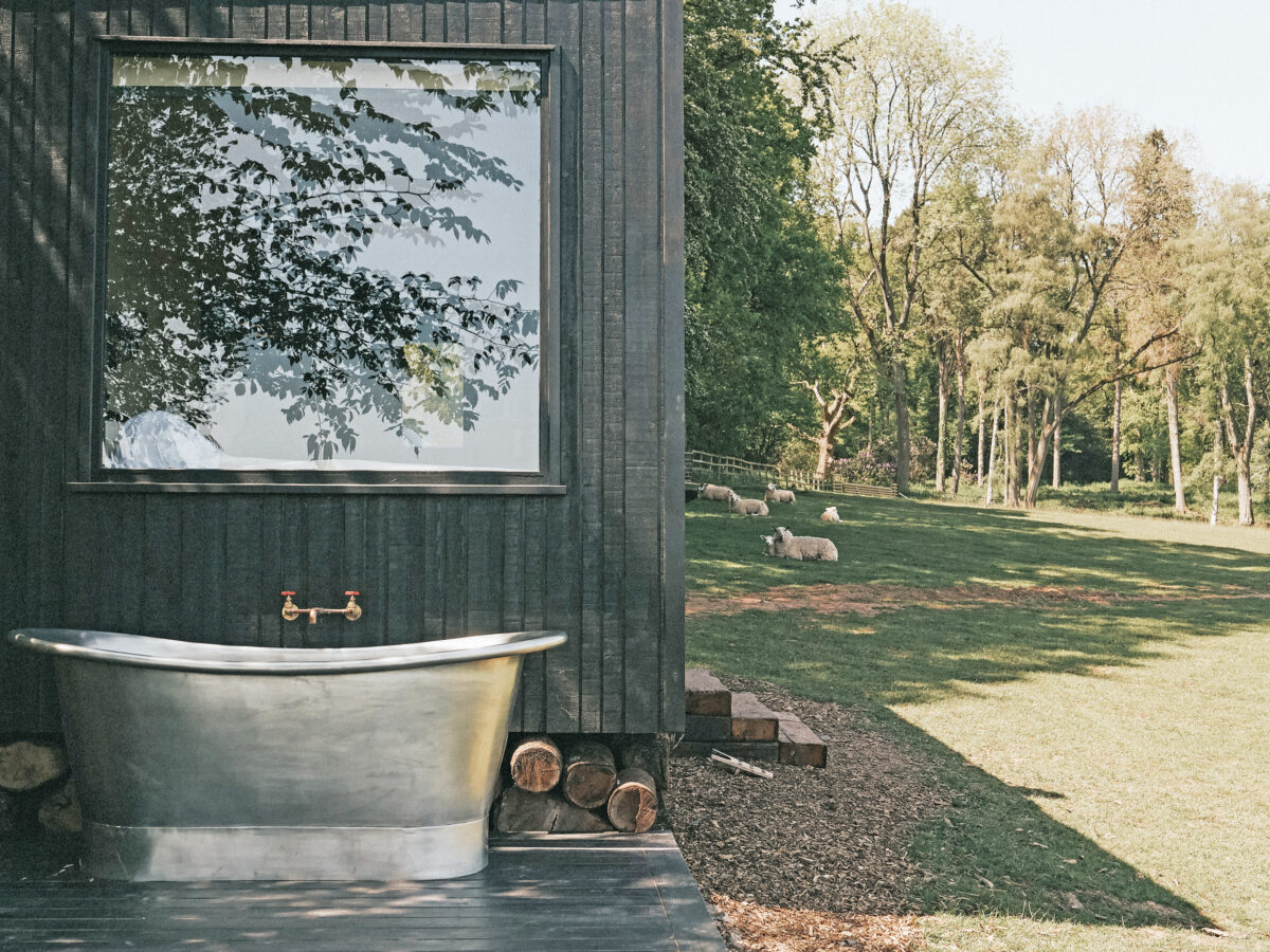 The Oak Cabins, Shropshire
