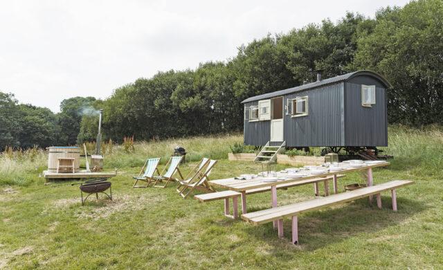 Wheatsheaf Huts, Oxfordshire