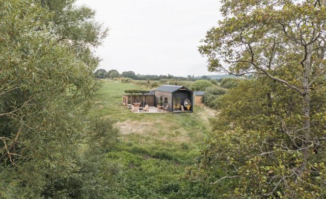 Hornbeam Hut, Dorset